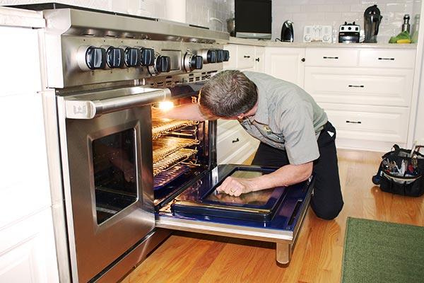 Ремонт духовки у газовой плиты